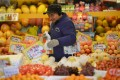 Fibre in fruit and vegetables may help fend off asthma. Photo: AFP