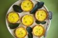 Lemon-lime tartlets