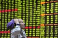 The CSI300 Index has lost nearly 11 per cent over the last four weeks since IPOs were allowed to resume. Photo: Reuters