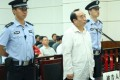 """Chongqing official Lei Zhengfu, who was jailed for 13 years after appearing in a sex tape. Wang Wen, who has been suspended from his post, was described as """"the Lei Zhengfu of Kunming"""". Photo: Xinhua"""