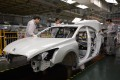 A Dongfeng-Peugeot joint venture builds the French carmaker's models in China. Photo: AFP