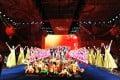 A performance on 2013 CCTV Spring Festival Gala held in Beijing.