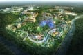 Artist's impression of the Jeju Island gaming resort to be developed by Genting Singapore and Landing International. Photo: SCMP