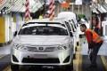 Toyota will close its Altona plant in Melbourne in 2017. Photo: EPA