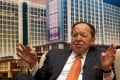 """Casino mogul Sheldon Adelson, the chief executive of Las Vegas Sands, says he is willing to spend """"whatever it takes"""" to stop the spread of internet wagering. Photo: Bloomberg"""