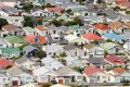 Quotable Value's residential property index rose 9.6 per cent in the year to January 31. Photo: Bloomberg