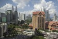 Kuala Lumpur became a hot property market due to itswell-developed foreign business environment and comparatively low housing prices. Photo: Thinkstock