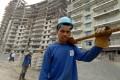 A condominium construction site of Ayala Land in suburban Manila. Photo: AFP