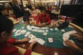 Philippine casinos took in US$1.2 billion in 2012. Photo: Reuters
