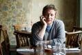 Jamie Oliver at Jamie's Italian, Bath, UK. Photo: Jamie's Italian