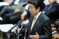 Prime Minister Shinzo Abe and his Liberal Democratic Party have been working to bring the nuclear reactors back online since Abe took office in 2012. Photo: Bloomberg