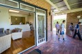 Potential buyers view a suburban house in Sydney. Price rises are partly being driven by Chinese demand. Photo: Bloomberg