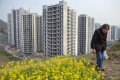 """The property market in smaller mainland cities faces """"true risks of a sharp correction"""" due to oversupply. Photo: Reuters"""