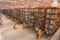 With the rapid growth of e-commerce on the mainland, demand for warehouses is rising. Photo: SCMP Pictures