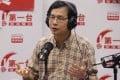 Education sector lawmaker Ip Kin-yuen. Photo: Edward Wong