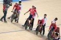 Riders at Hong Kong's 250m velodrome will be at a slight disadvantage in Incheon. Photo: K.Y. Cheng
