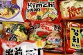Instant noodles contain vegetable oils that have been artificially solidified and can lead to heart disease. Photo: K.Y. Cheng