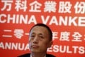 Yu Liang said Vanke is 'willing to take big steps in terms of acquisitions or equity stake investment' in the SOEs' property arms. Photo: Reuters