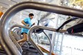 Every additional minute completed on the first treadmill test corresponded to better scores on tests of verbal memory and psychomotor speed. Photo: Jonathan Wong