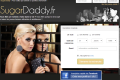 """The website www.sugardaddy.fr brings together men """"comfortable with their lives"""" looking for """"young attractive and ambitious women"""" who want to be """"pampered"""". Photo: Screenshot via website"""