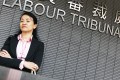 Jenny Ng Pui-ying, the former head of the Hong Kong office of Spectrum Strategy Consultants, said her former employer promised to pay her a bonus of US$300,000 before the end of last year, but never did. Photo: Felix Wong