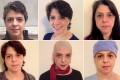 Photos of Jennifer Glass during a year-long battle with lung cancer. Photos: Jennifer Glass