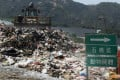 Residents suffer from larger landfills. Photo: Edward Wong