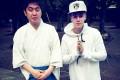 Bieber's Instagram post.