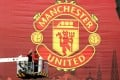 Manchester United have been criticised for badly handling the sacking of manager David Moyes. Photo: AFP