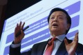 HKEx Chief Executive Charles Li soothed investors' worries. Photo: AP