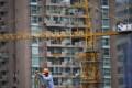 Shanghai has 3.3 million sq metres of shopping centre space under construction. Photo: AP