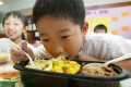 Pupils complained of stomach pains and diarrhoea about two hours after eating lunch at the school. Photo: SCMP