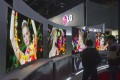 Winter Olympics and soccer World Cup have spurred LG's television sales this year. Photo: Reuters