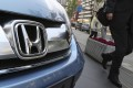 Honda will expand its product range in China to about 20 models. Photo: AP