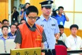 Hu Bin, then 20, during his 2009 trial. Photo: SCMP Pictures