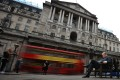 The Bank of England is likely to want to take more action soon to stop the British housing market running away with itself. Photo: AFP
