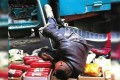 Fang Jiushu after he was shot by police, according to a photo a witness provided to The Beijing News. Photo: SCMP Pictures