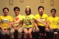A cappella group Lasagna sing the Banana Song on YouTube.