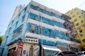 The Blue House in Wan Chai was designated as a grade one historical building by the board. Photo: Edward Wong