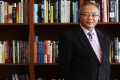Lau Siu-kai, the vice-president of the Chinese Association of Hong Kong and Macau Studies. Photo: David Wong