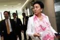 "Democratic Party chairwoman Emily Lau Wai-hing: ""Hongkongers would like us to urge Beijing to retract the paper"". Photo: David Wong"