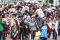 The junta estimates there were 90,000 people living illegally in Thailand. Photo: Reuters