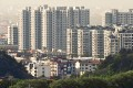 New home prices declined in half of the monitored cities last month from a month earlier. Photo: Xinhua