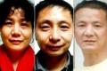 Liu Ping, Wei Zhongping and Li Sihua. Photos: SCMP Pictures