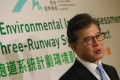 Airport Authority chairman Vincent Lo Hong-sui. Photo: K.Y.Cheng