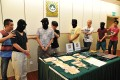 Hooded and in handcuffs, some of the suspects are paraded before the press as Macau police gave details of the raid.  Photo: SCMP Pictures