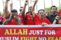 """Malaysia's highest court has upheld a ruling banning Christians from using the word """"Allah"""". Photo: Reuters"""