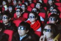 Wang booked all the seats for the latest Transformers film in four IMAX movie theatres in Beijing to get back at his ex-girlfriend. Photo: AFP