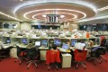 The Hang Seng Index was down 0.5 per cent for the first half while the H-share index dropped 4.4 per cent.