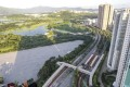 There will be a total of about 2,470 residential units to be built on the two sites in Tin Shui Wai. Photo: Edward Wong